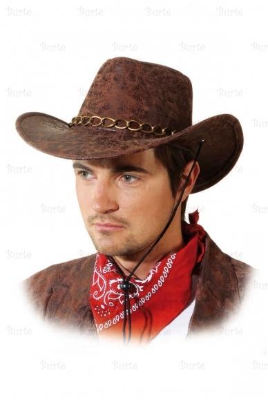 Kaubojaus skrybėlė 5
