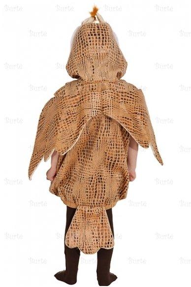 Pelėdos kostiumas 2