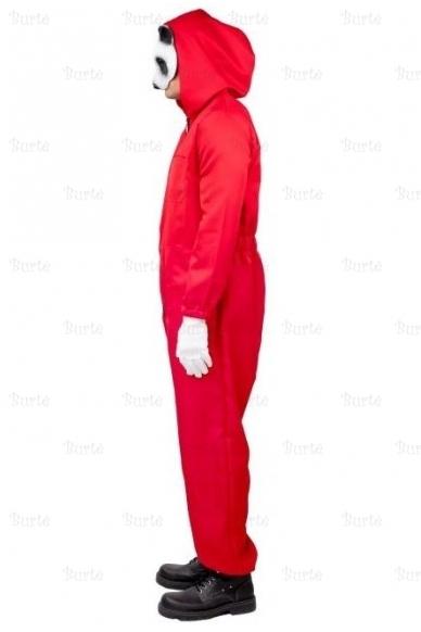 Plėšikės kostiumas 2