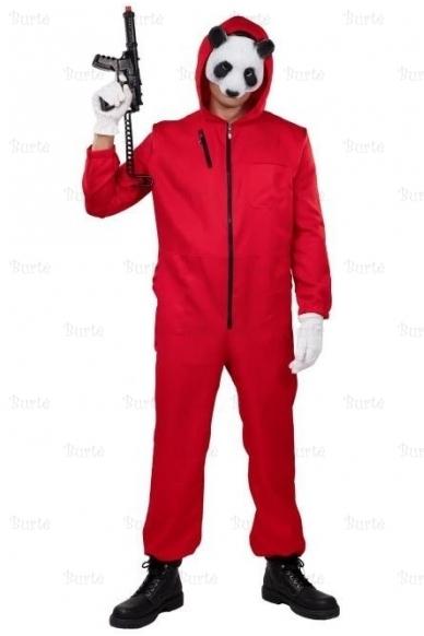 Plėšikės kostiumas