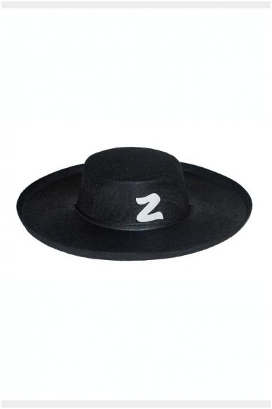Vaikiška Zoro skrybėlė