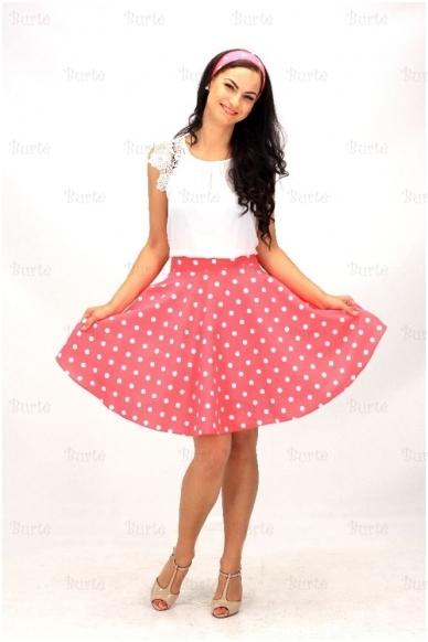 50-ųjų stiliaus sijonas