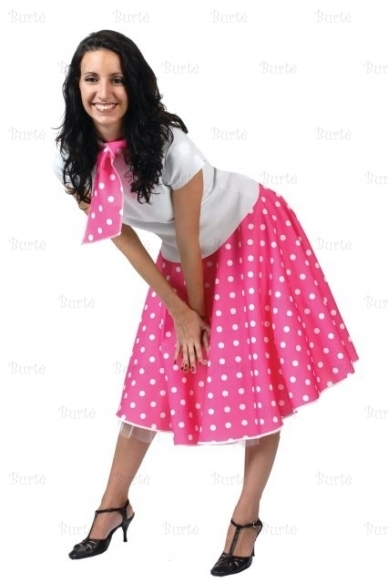 50-tųjų stiliaus sijonas 2