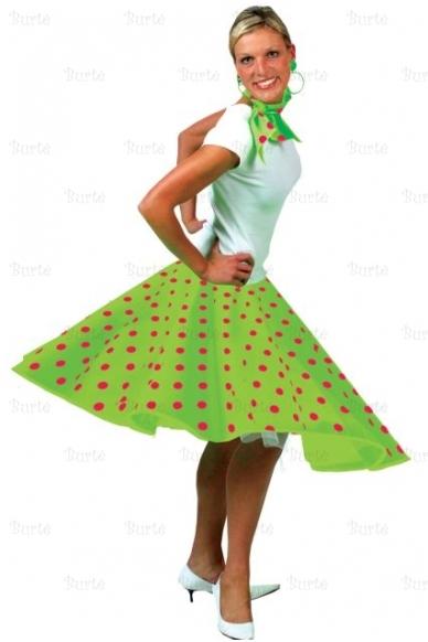 50-tųjų stiliaus sijonas