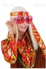 60' 70'  -ųjų stiliaus akiniai.