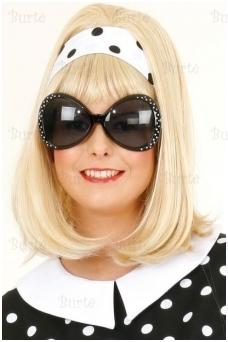 60-ųjų - 70-ųjų  stiliaus akiniai