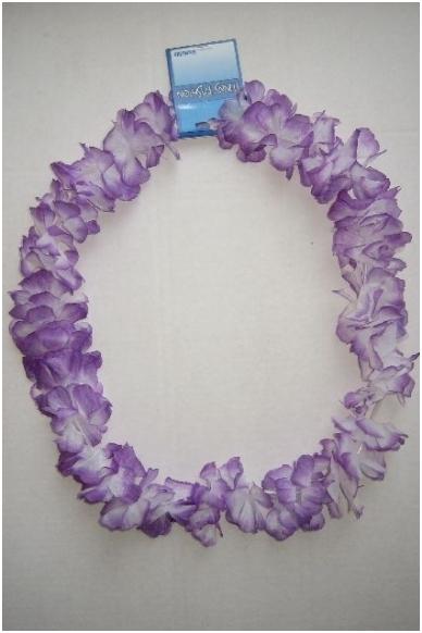 Havajietiška girlianda 5