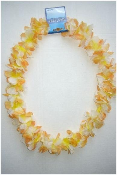 Havajietiška girlianda 10