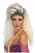 80 - ųjų perukas