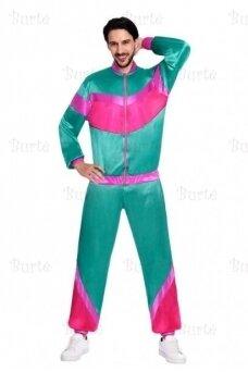 90's Sport Suit Costume