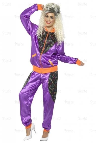 90-ųjų sportinis kostiumas