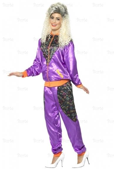 Retro Shell Suit Costume 2