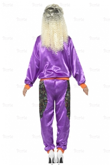 Retro Shell Suit Costume 3