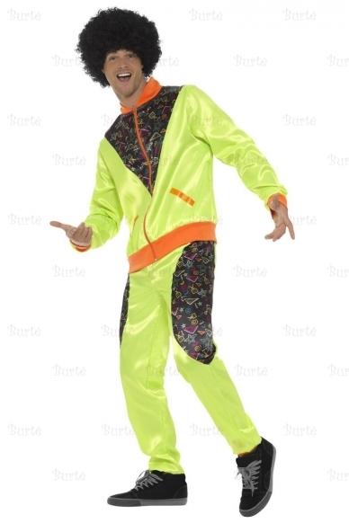 90-ųjų sportinis kostiumas 2
