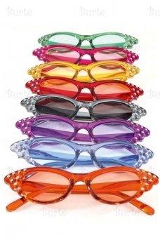 "Glasses ""diva"""