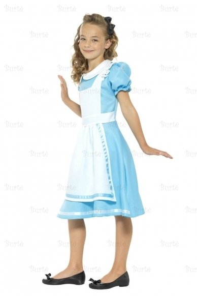 Alice costume 2