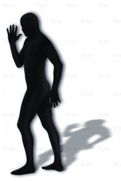 Antros odos juodas kostiumas 7