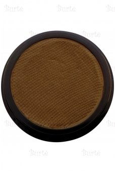 Professional aqua make up,  dark brown, 12ml (18g)