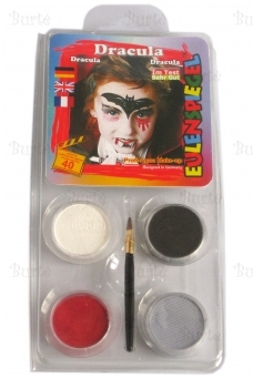 Aqua Kids make up set Halloween Horror