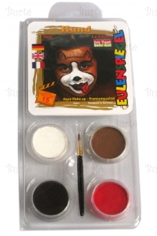 "Aqua Kids make up set ""Dog"""