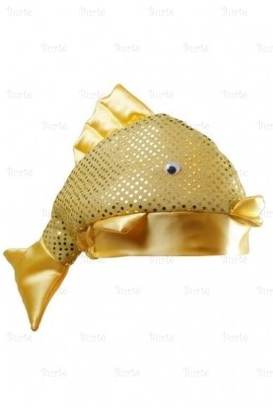 Auksinės žuvelės kepurė