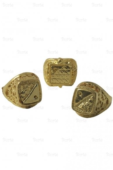 Auksinis žiedas 2