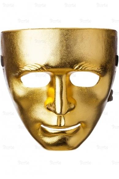 Aukso spalvos kaukė