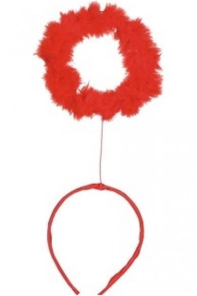 Aureolė, raudona 2