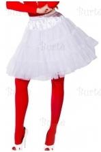 Baltas sijonas