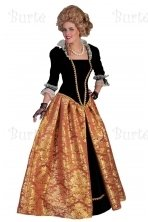 Baroque lady costume