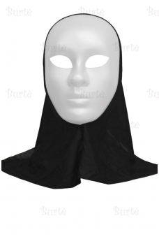 Mask with hood