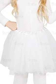 Baltas sijonas (vaikams)