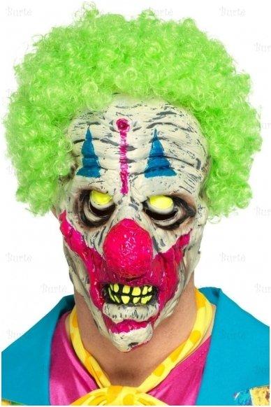 Baisiojo klouno kaukė 2