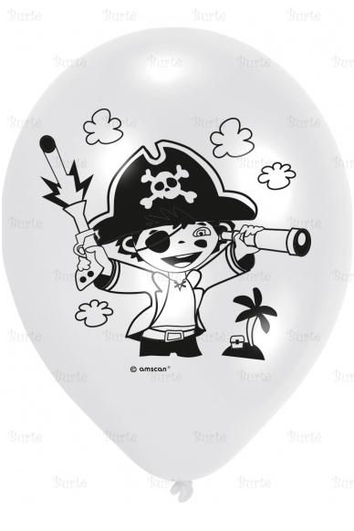 Balionai Piratų vakarėliui 4