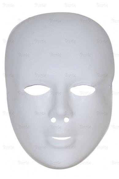 Balta kaukė