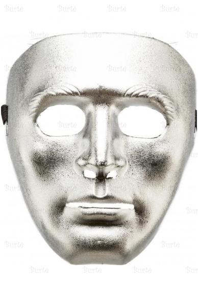 Sidabrinė kaukė 2