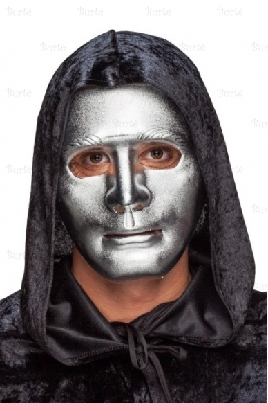 Sidabrinė kaukė