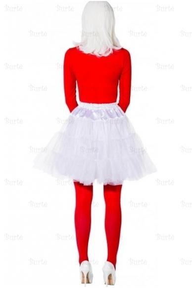 Baltas sijonas 2