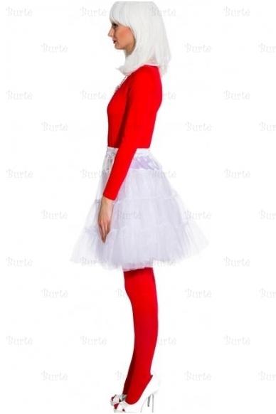 Baltas sijonas 3