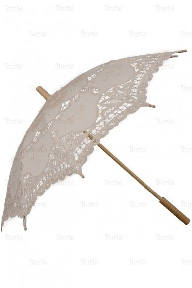 Baltas skėtis