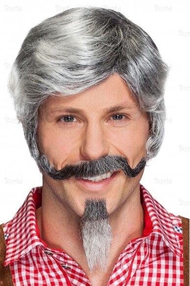 Barzda ir ūsai