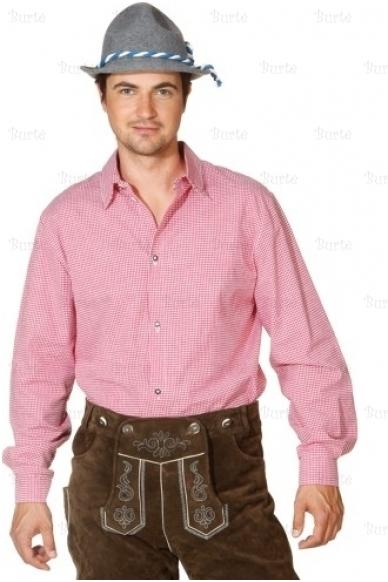 Bavaro marškiniai, languoti
