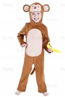 Kid's Monkey Costume