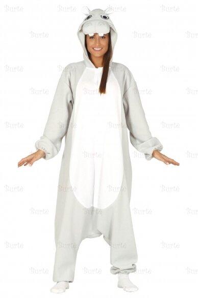 Hippopotamus costume