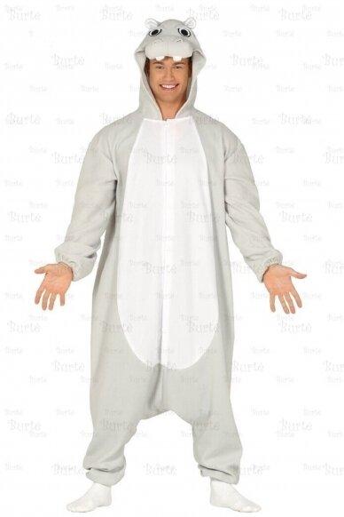 Hippopotamus costume 2