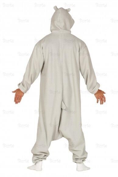 Hippopotamus costume 3