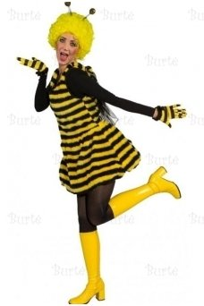 Bee Lady Costume