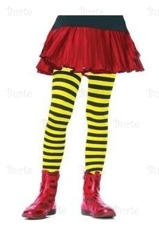 Kids Striped Pantyhose