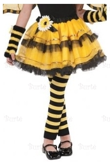 Tutu Bumble Bee Fairy Child