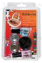 """Glitter tattoos """"Tribals"""""""